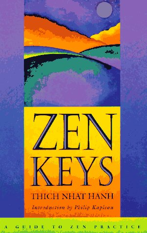 Zen Keys A Guide to Zen Practice  1995 edition cover