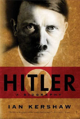 Hitler A Biography N/A edition cover