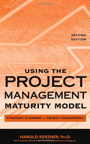 Using the Project Management Maturity Model Strategic Planning for Project Management 2nd 2005 (Revised) edition cover