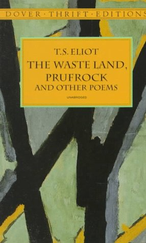 Waste Land, Prufrock and Other Poems  N/A edition cover
