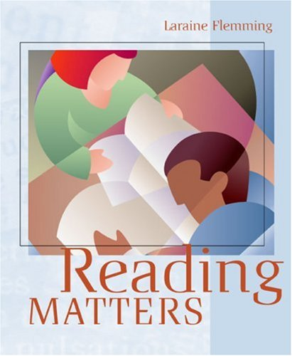 Reading Matters   2005 edition cover