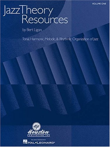 Jazz Theory Resources   2001 edition cover