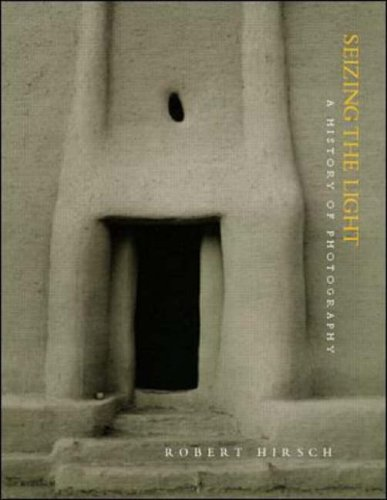 Seizing the Light A History of Photography  2000 edition cover