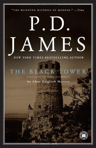 Black Tower   2001 edition cover