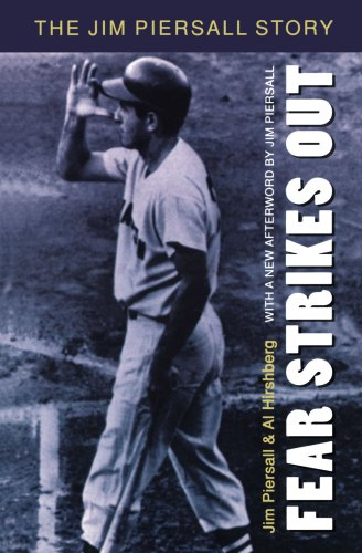 Fear Strikes Out The Jim Piersall Story  1999 edition cover