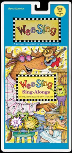 Wee Sing Around the Campfire  N/A 9780843113617 Front Cover