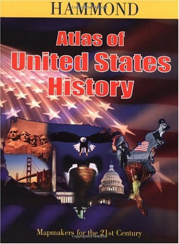 Atlas of United States History  2003 edition cover