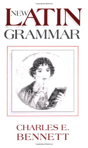 New Latin Grammar  2nd edition cover
