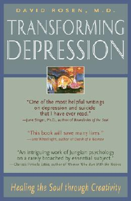Transforming Depression Healing the Soul Through Creativity  2002 edition cover