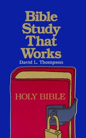 Bible Study That Works   1994 (Revised) edition cover
