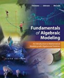 FUNDAMENTALS OF ALGEBRAIC MOD. N/A 9781133365617 Front Cover