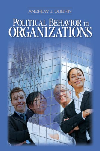 Political Behavior in Organizations   2009 edition cover