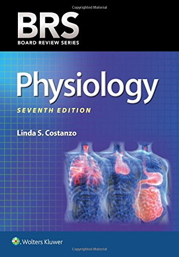 BRS Physiology  7th 2019 (Revised) 9781496367617 Front Cover