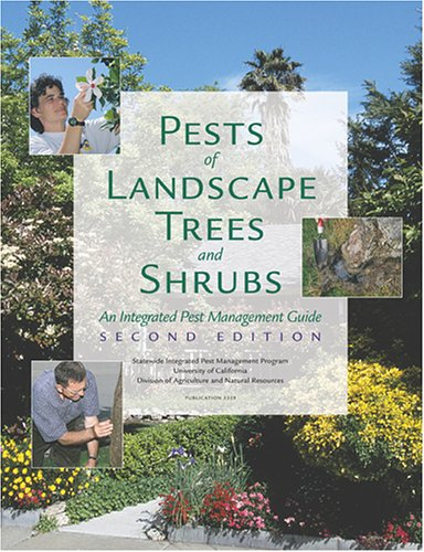 Pests of Landscape Trees and Shrubs  2nd 2004 edition cover