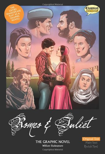 Romeo and Juliet   2009 (Unabridged) edition cover
