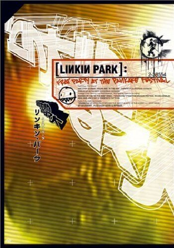 Linkin Park: Frat Party at the Pankake Festival System.Collections.Generic.List`1[System.String] artwork