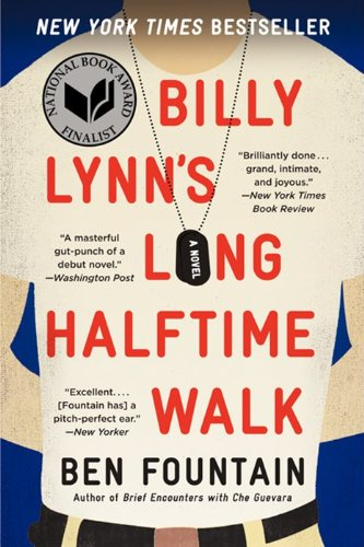 Billy Lynn's Long Halftime Walk  N/A 9780060885618 Front Cover