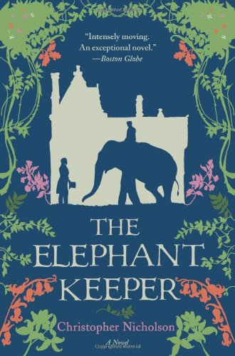 Elephant Keeper   2009 9780061651618 Front Cover