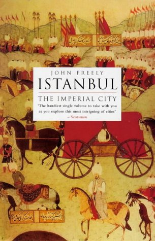 Istanbul The Imperial City  1996 edition cover