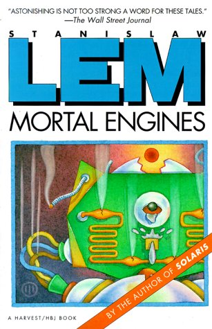 Mortal Engines   1992 edition cover