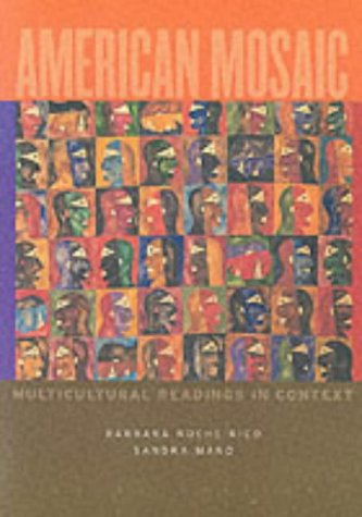 American Mosaic Multicultural Readings in Context 3rd 2001 (Student Manual, Study Guide, etc.) edition cover