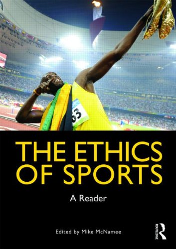 Ethics of Sports A Reader  2010 edition cover