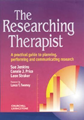 Researching Therapist A Practical Guide to Planning, Performing and Communicating Research  1997 edition cover