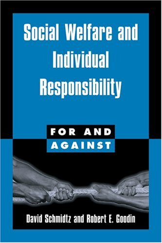 Social Welfare and Individual Responsibility   1998 9780521564618 Front Cover