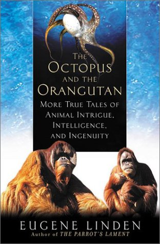 Octopus and the Orangutan More True Tales of Animal Intrigue, Intelligence, and Ingenuity  2002 9780525946618 Front Cover