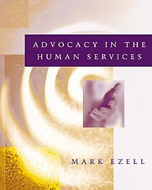 Advocacy in the Human Services  1st 2001 edition cover