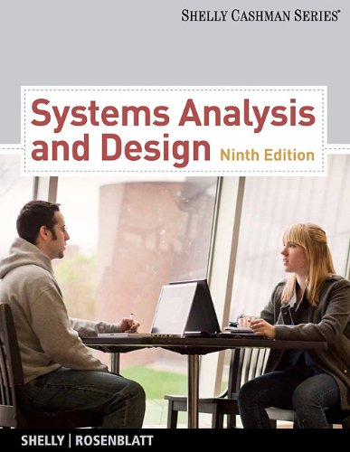 Systems Analysis and Design  9th 2012 9780538481618 Front Cover