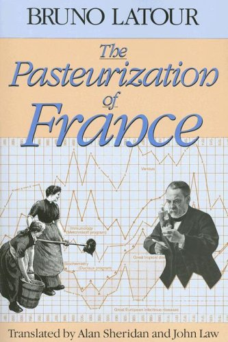 Pasteurization of France   1988 (Reprint) edition cover