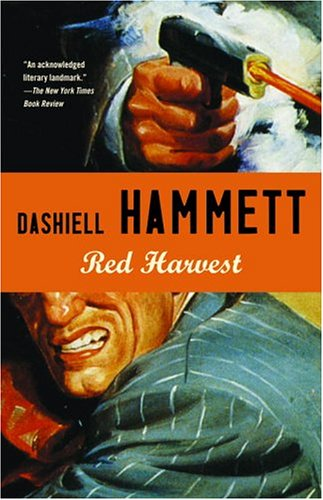 Red Harvest  N/A edition cover