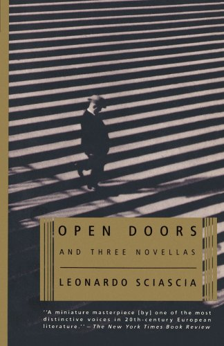 Open Doors and Three Novellas  N/A edition cover