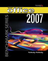 Microsoft Office 07-windows Vista: Student Edition 1st 2007 9780763830618 Front Cover