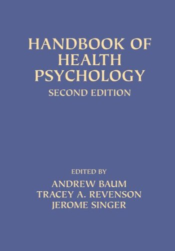 Handbook of Health Psychology, 2/e  2nd 2012 (Revised) edition cover
