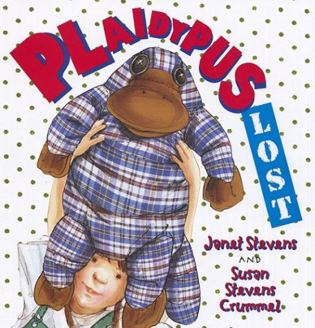 Plaidypus Lost   2004 (Teachers Edition, Instructors Manual, etc.) 9780823415618 Front Cover