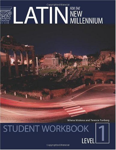 Lingua Latina Perennis An Introductory Course to the Language of the Ages Workbook edition cover