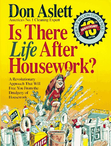 Is There Life after Housework?  10th 1992 (Anniversary) edition cover