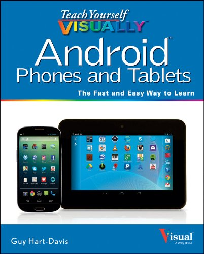 Android Phones and Tablets The Fast and Easy Way to Learn  2013 edition cover