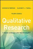 Qualitative Research A Guide to Design and Implementation 4th 2015 9781119003618 Front Cover