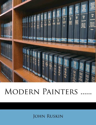Modern Painters ......  0 edition cover