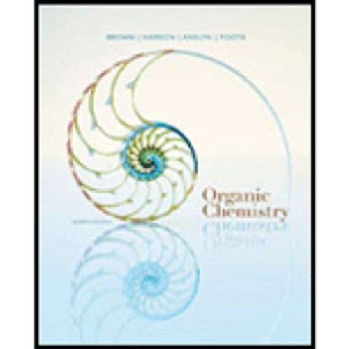 Organic Chemistry Student Study Guide and Solutions Manual 7th 2014 9781285052618 Front Cover