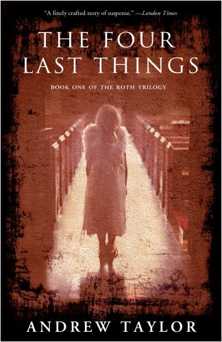 Four Last Things  N/A edition cover