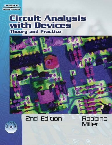Circuit Analysis Theory and Practice 4th 2007 (Revised) edition cover