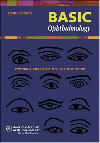 Basic Ophthalmology for Medical Students and Primary Care Residents  8th 2004 edition cover