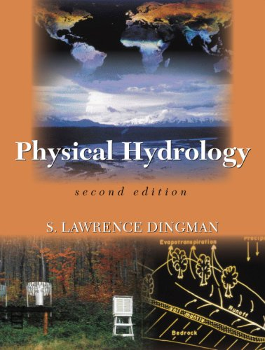 Physical Hydrology  2nd 2008 edition cover