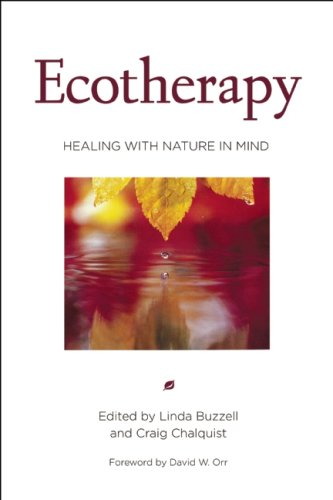 Ecotherapy Healing with Nature in Mind  2009 edition cover