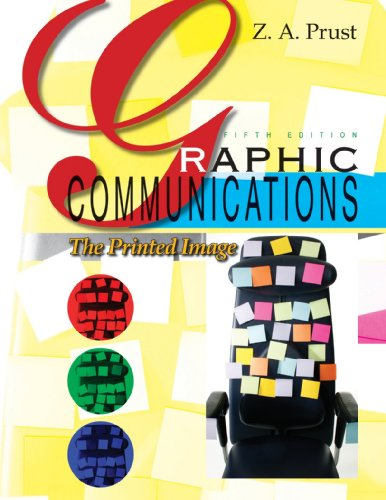 Graphic Communications  5th 2009 edition cover