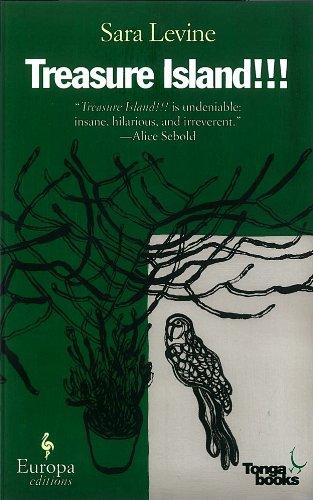 Treasure Island!!!   2012 edition cover
